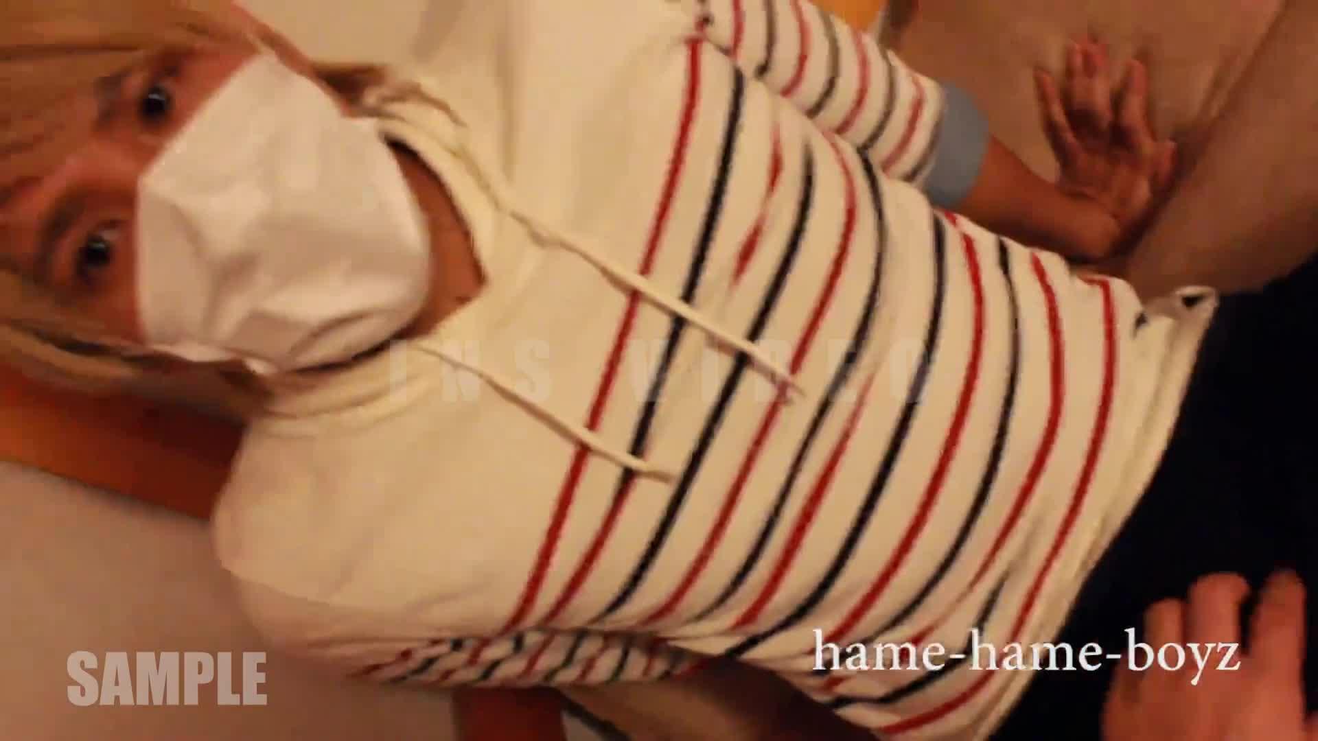 【個人撮影】女とヤリまくってた関西弁イケメン(19歳)が、男にフェラ抜きされ濃厚射精!【サンプル】