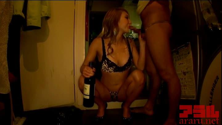【一条リオン】泥酔してる黒ギャルデリヘル嬢が「臭いチンポ大好き~」と...
